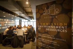 Lancement de la Commission Environnement et ressource