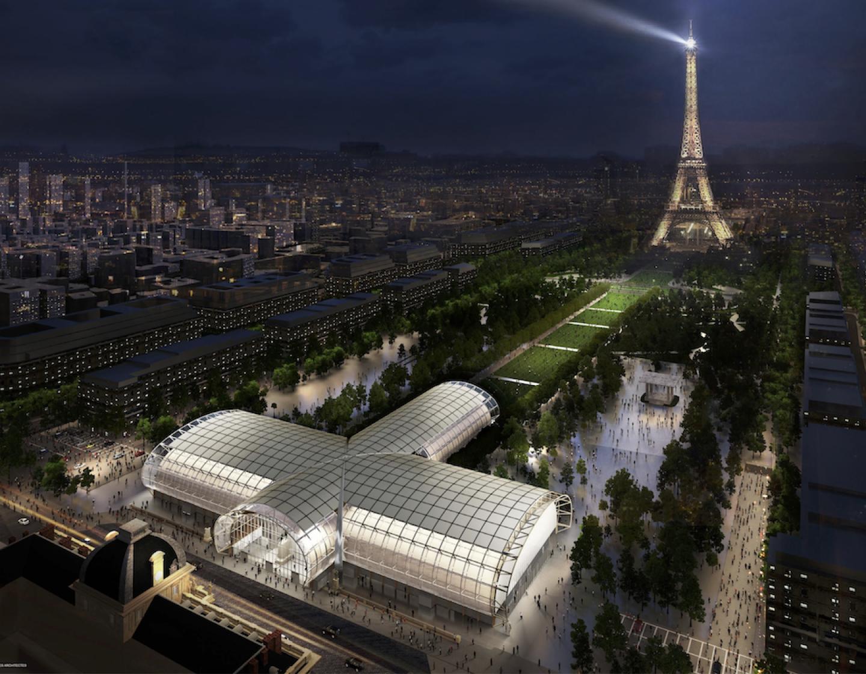 Grand Palais Ephémère BD