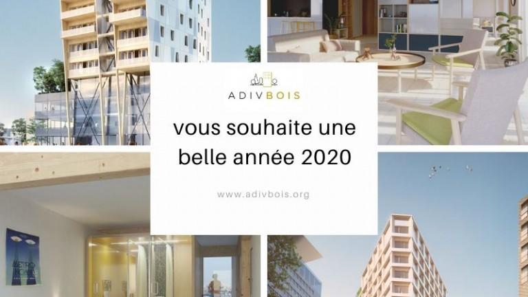 ADIVBOIS - bonne annee 2020
